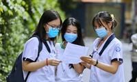 Thi Tốt nghiệp THPT 2021 đợt 1: Bộ GD&ĐT công bố đáp án và thang điểm bài thi môn Ngữ văn