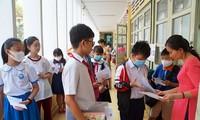 Tuyển sinh vào lớp 6 tại Hà Nội: Nhiều trường THCS đã hoàn thành tuyển sinh trực tuyến