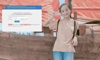 Thủ khoa toàn quốc đạt 30/30 điểm khối B là nữ sinh chuyên Toán của THPT chuyên Hà Tĩnh