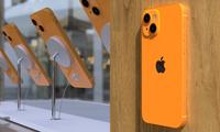 iPhone 13 xuất hiện phiên bản màu cam cực cuốn hút: Vẫn là thiết kế cạnh phẳng, camera lớn