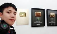 """Hành trình của YouTuber bị """"ném đá"""" nhiều nhất Việt Nam: Sau 7 năm đạt nút Kim cương"""
