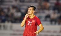 Tiến Linh xuất hiện trên fanpage chính thức FIFA World Cup cùng loạt ngôi sao nổi tiếng