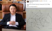 Shark Bình đưa ra quan điểm về giáo dục qua 1 bài Toán khiến dân mạng tranh cãi nảy lửa