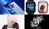 Tất tần tật sản phẩm mới của Apple: iPhone 13 series gây thất vọng, iPad mini 6 ghi điểm