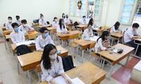 Hà Nội xem xét cho học sinh các cấp trở lại trường học trực tiếp vào giữa tháng 11
