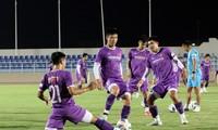 HLV Park Hang-seo bất ngờ chia sẻ bất lợi đầu tiên ĐT Việt Nam gặp phải khi vừa đến Oman