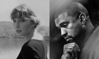 """Kanye West bất ngờ """"bẻ cua"""" làm hòa với Taylor Swift, chuyện gì đang xảy ra vậy?"""