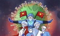"""Những siêu anh hùng có thật giải cứu Việt Nam khỏi """"Thanos"""" COVID-19"""