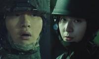 """""""Search"""" lên sóng: Krystal siêu ngầu trong khi Jang Dong Yoon khoe body không thể rời mắt"""