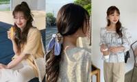 """Ba kiểu tóc """"lộn xộn"""" nhưng lại giúp con gái xinh hơn hẳn trong mùa ở nhà cách ly"""