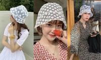"""Chiếc mũ """"đại bánh bèo"""", không ngăn nổi mưa cũng chẳng che nổi nắng mà vẫn siêu hot"""