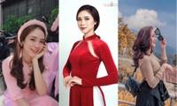 """Nhan sắc """"cực phẩm"""" của Hoài Thương - thí sinh lớn tuổi nhất cuộc thi Hoa hậu Việt Nam"""