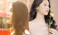 Hotgirl 9x từng tham gia MV Hồ Quang Hiếu được chú ý khi dự thi Hoa hậu Việt Nam