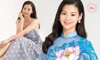 Minh Thư - cô gái giảm 17kg để sở hữu vòng eo 57cm trong dàn thí sinh Hoa hậu Việt Nam