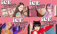 """Stylist của BLACKPINK """"hô biến"""" áo thành chân váy trong trang phục của teaser """"Ice Cream"""""""