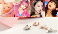 YG tung bộ phụ kiện trang sức gắn tên BLACKPINK cực xinh, thiết kế tinh xảo đẹp mắt