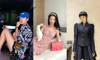 """Ngọc Trinh, Jun Vũ, Phương Ly khoe khả năng """"cân"""" mọi trang phục từ nữ tính đến cá tính"""