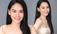 Mai Phương - Cô gái có khuôn mặt mộc xinh như nữ chính ngôn tình dự thi Hoa Hậu Việt Nam