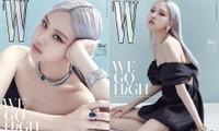 Rosé BLACKPINK xinh đẹp như một đóa hồng kiêu sa trên bìa tạp chí W Hàn tháng 10