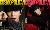 Kang Daniel đánh son cực đậm trên bìa Cosmo Hàn, hóa ra là quảng cáo son môi