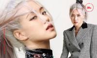 Mặc quần tất lưới cho Rosé trên ELLE Mỹ, stylist của BLACKPINK bị chê thiếu tinh tế