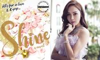 Chưa phát hành, SHINE của Jessica Jung đã gây tranh cãi vì được cho là liên quan đến SNSD