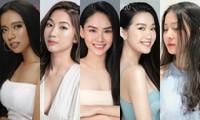 Dàn thí sinh Hoa Hậu Việt Nam nhan sắc xinh đẹp tỉ lệ thuận với thành tích ngoại ngữ khủng