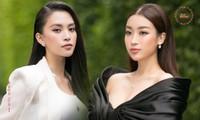 """Tiểu Vy, Mỹ Linh xinh tươi trẻ trung, """"đối lập"""" bất ngờ trong sơ khảo Hoa Hậu Việt Nam"""