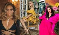 Jennifer Lopez, Demi Lovato & Erin Moriarty gia nhập dàn sao quốc tế diện đồ Công Trí