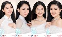 """Dàn thí sinh Hoa khôi, Á khôi """"tài sắc vẹn toàn"""" của Top 60 Hoa Hậu Việt Nam 2020"""