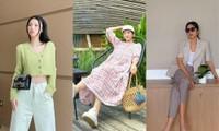Học ngay Tóc Tiên, Hà Tăng, Chi Pu... cùng loạt mỹ nhân showbiz Việt phối đồ Thu cực đỉnh