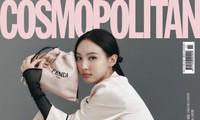 Đỉnh như Nayeon (TWICE), mặc đồ ngủ lên bìa Cosmopolitan Hàn vẫn được khen tới tấp