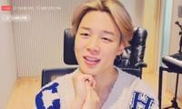 """Choáng với màn """"sold out"""" chiếc áo len nữ Jimin (BTS) mặc trong live stream, giá cực sốc"""