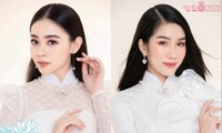 Ngắm nhan sắc xinh đẹp của 2 thí sinh có điểm IELTS cao nhất Top 35 Hoa Hậu Việt Nam 2020