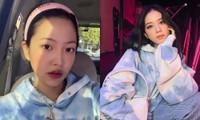 """Đụng hàng chiếc áo hoodie, Jisoo (BLACKPINK) mix đồ """"cao tay"""" hơn hẳn Yeri (Red Velvet)"""