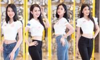 Top 35 Hoa hậu Việt Nam 2020 hội tụ, chuẩn bị sẵn sàng cho các phần thi vòng Chung kết