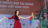 Top 35 Hoa Hậu Việt Nam 2020 trình diễn nhiều sở trường ấn tượng trong phần thi Tài năng