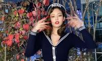 Netizen khen Jennie (BLACKPINK) quá cao tay khi biến tấu trang phục Halloween