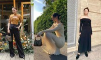 Linh Ngọc Đàm, Hiền Hồ cùng dàn mỹ nhân Việt khoe body cực phẩm với thời trang Thu Đông