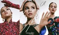 """Selena Gomez khoe body cực phẩm như siêu mẫu trên bìa """"mở hàng"""" tạp chí CR bản Trung"""