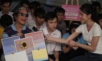 Tập 2 Người Đẹp Nhân Ái: Thí sinh Hoa Hậu Việt Nam 2020 tri ân người lái đò khiếm thị