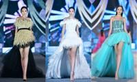 Hoa hậu Tiểu Vy, Kỳ Duyên đọ trình catwalk cùng thí sinh Top 35 Hoa Hậu Việt Nam 2020