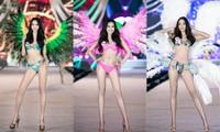 Top 35 Hoa Hậu Việt Nam biến sân khấu thành lễ hội Carnival trong phần thi Người đẹp Biển