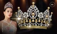Ngắm cận cảnh vương miện, quyền trượng và ghế đăng quang của tân Hoa Hậu Việt Nam 2020