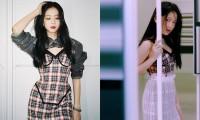"""Đụng hàng váy hiệu với Jisoo BLACKPINK, Yeri Red Velvet bị chê như """"nàng tiên cá mắc lưới"""""""
