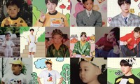"""ARMY """"phát cuồng"""" với bộ ảnh """"Bạn đã thay đổi nhiều thế nào"""" siêu dễ thương của BTS"""