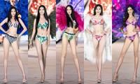Hoa Hậu Việt Nam 2020: Ngắm body siêu hot với các số đo cực chuẩn của Top 5 Người đẹp Biển