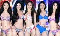 Hoa Hậu Việt Nam 2020: Ngắm sắc vóc khỏe khoắn và rạng rỡ của Top 5 Người đẹp Thể Thao