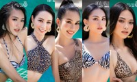 Ngắm sắc vóc hoàn hảo của Top 5 Người đẹp Tài năng Hoa Hậu Việt Nam 2020