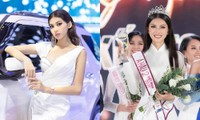 Nguyễn Lê Ngọc Thảo: Cô gái lần đầu đi thi sắc đẹp đã giành luôn ngôi vị Á hậu 2